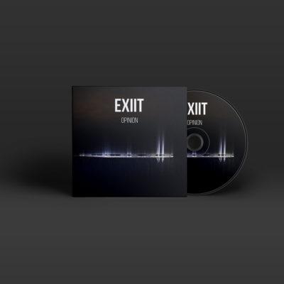 EXIIT - Conception graphique & déclinaisons (édition & digital)