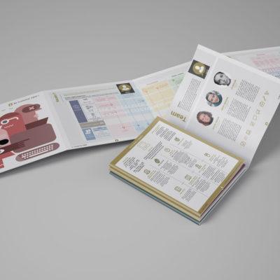 PSA PEUGEOT : édition, création et mis en page