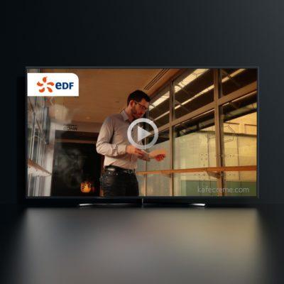 EDF : reportages & vidéos de formations