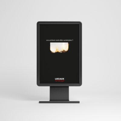 IMPRIMEUR LECAUX - conception graphique & déclinaisons (édition & digital)