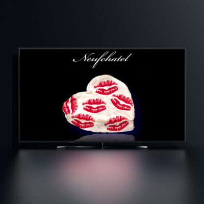 NEUFCHATEL - Pub TV
