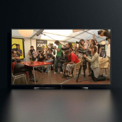 FESTIVAL BEAUREGARD - reportages vidéo